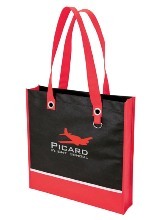 Accent Shopper - Available in Black, Blue, red or Turquoise