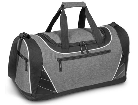 Oxford Sports Bag - Grey