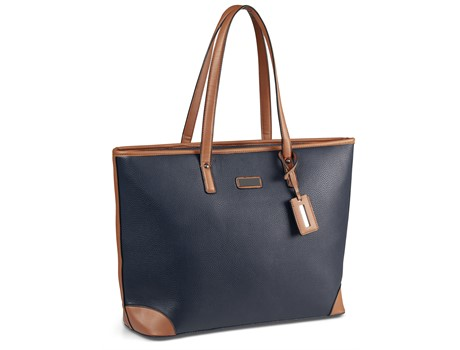 Lexi Ladies Laptop Bag - Navy