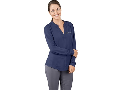 Ladies Long Sleeve Ava Blouse