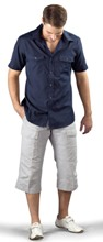 Us Basic Bayport Short Sleeve Shirt - Men