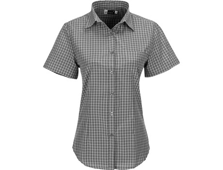 Us Basic Aston Short Sleeve Shirt - Ladies
