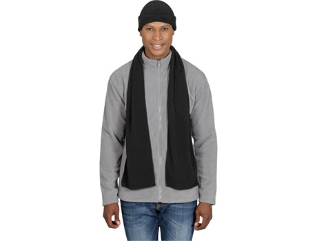 Cleveland Scarf - 220 g/m² 100% polyester fleece brushed both si