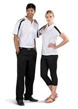 Biz Collection Monte Carlo Golf Shirt - Ladies