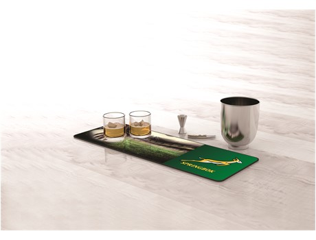 Springbok Manoeuvre Desk Mat & Bar Mat