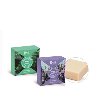 Ryis Body Soap - Green or Purple