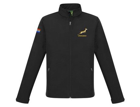 Springbok Mens Softshell Jacket - Available in: Black, Navy, Gre