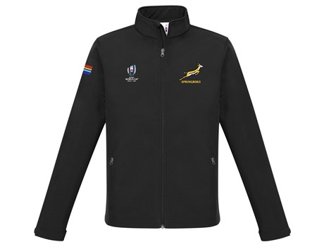 World Cup Mens Softshell Jacket - Available in: Black, Navy, Gre