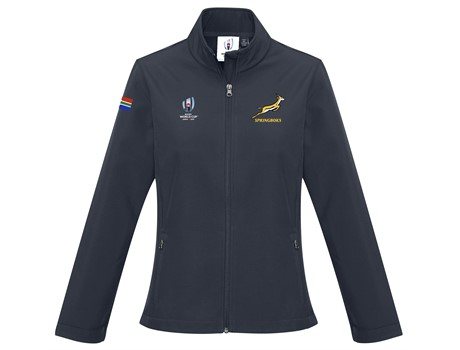 World Cup Ladies Softshell Jacket - Available in: Black, Navy, G