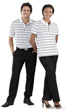 Cutter & Buck Hawthorne Golf Shirt - MEN