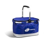 Hampton Basket Cooler - Available in Black or Blue