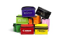 Lagoon 6-Can Cooler - Available in Black, Blue, Green, Lime, Ora