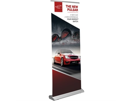 Ovation Fabric Pull Up Banner