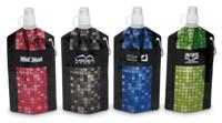 Mosaic Collapsible Water Bottle