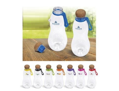 Arabella Water Bottle - Avail in: Black, Blue, Lime, Orange, Pur