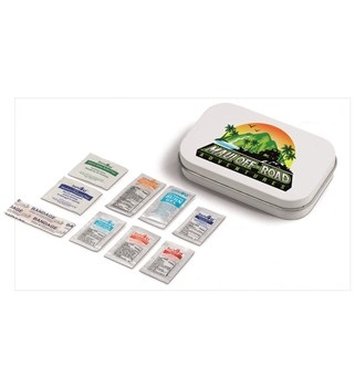 Trek First Aid Kit - White