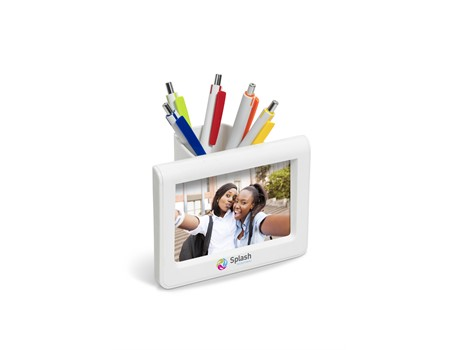 Snapshot Desk Caddy - White