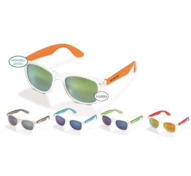 Waikiki Sunglasses - Blue, Charcoal, Lime, Orange or Red