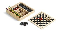 Pentagon 5-In-1 Game Set