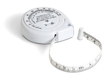 Physique BMI Measuring Tape