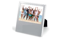 Radiance Photo Frame - Aluminium 16 ( w ) x 1 ( d ) x 16 ( h ) p