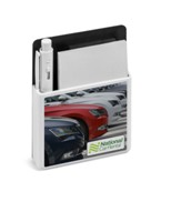Junction Car Notepad - Avail in Black or White