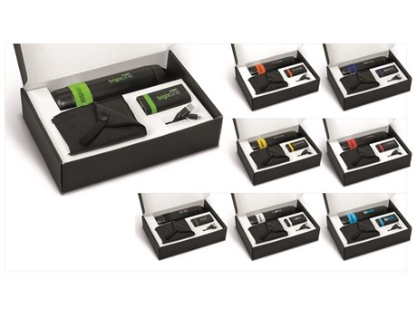 Bandit Three Gift Set - Black, Blue, Cyan, Lime, Orange, Red, Wh