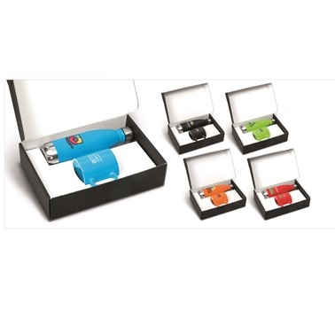 Omega One Gift Set - Black, Blue, Cyan, Lime, Orange or Red