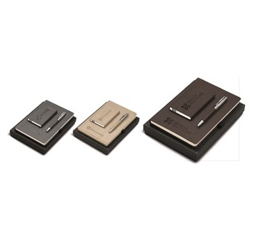 Oakridge Eleven Gift Set - Beige, Brown or Grey