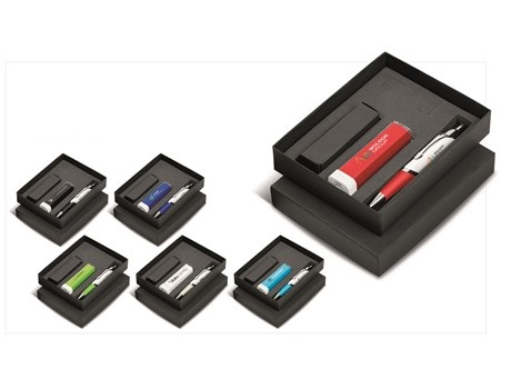 Omega Nine Gift Set - Black, Blue, Lime, Orange, White or Turquo