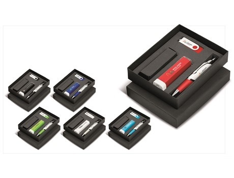 Omega Ten Gift Set - Black, Blue, Lime, Orange, White or Turquoi
