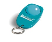 Revolva Keyholder - Available in Blue, Black, Yellow or Turquois