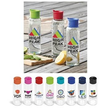 Kooshty Boost Water Bottle - Avail in: Black, Blue, Lime, Navy,