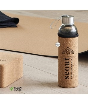 Kooshty Kork Bottle - Natural