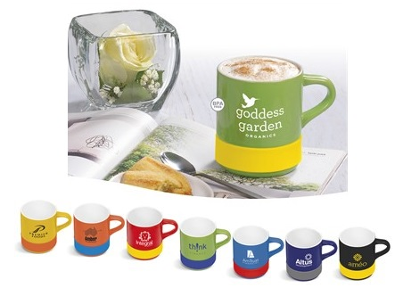 Kooshty Mixalot Mug - Avail in: Black, Blue, Cyan, Lime, Orange,