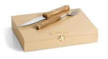 Cherokee Steak Knife Set
