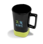 Basecolour Mug  - Available in Blue, Blue, Red or Lime