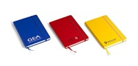 Stanford A5 Notebook  - Available in Black, Blue, Lime, Red, Yel
