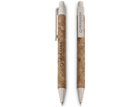 Okiyo Eco Friendly Cerris Cork Ball Pen