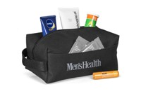Cumberland Toiletry Bag - Avail in Black