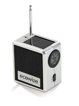 Soundwaves Solar Dyno Radio