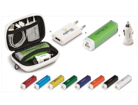 Omega Seven Gift Set - Black, Blue, Green, Lime, Orange, White,