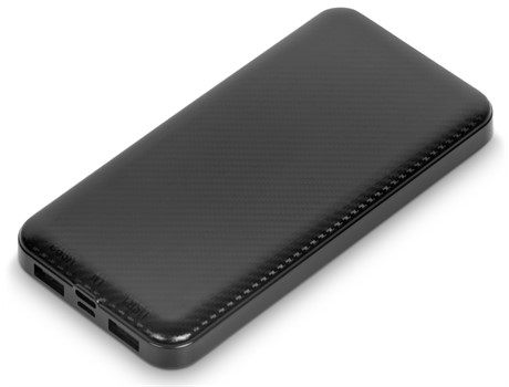 Tycoon 10000mAh Powerbank - Black