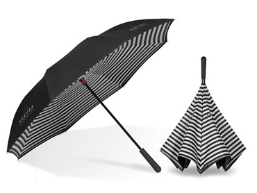 Capsize Umbrella - Black