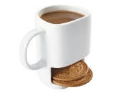 Mug with Biscuit Space