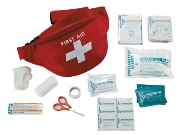 Extensive First Aid Moon Bag Kit