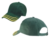 Ocean 6P Heavy Brush Cotton Cap