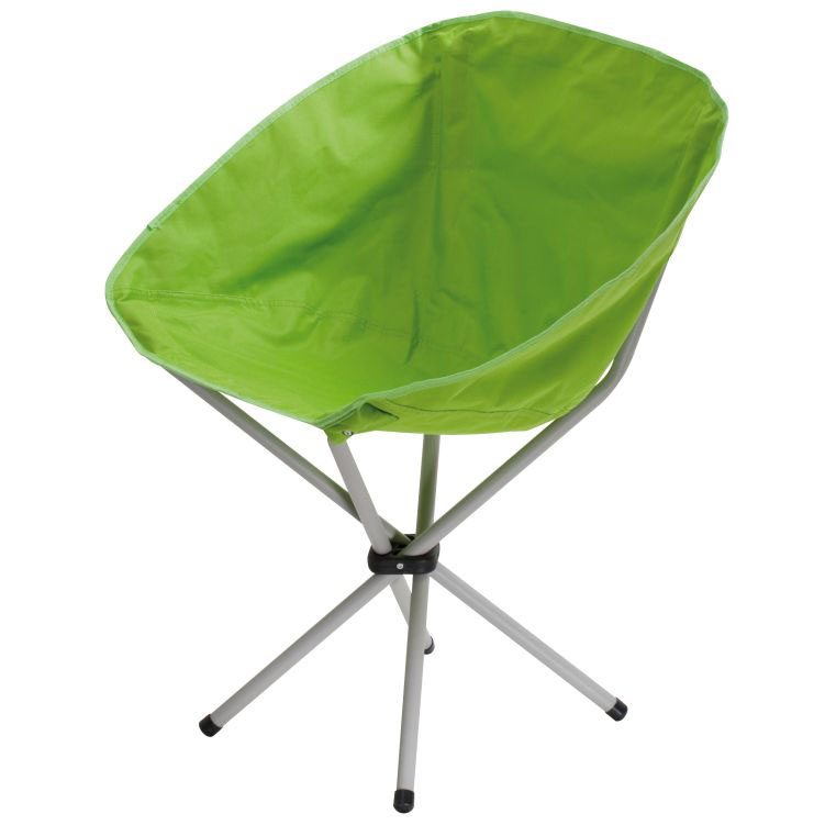 Foldable polyester beach chair, perfect for camping, garden or a