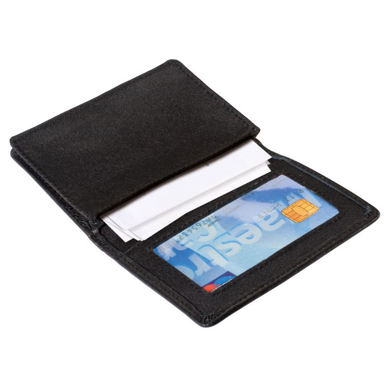 Luxurious business card holder made from the finest nappa leathe