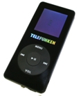 Telefunken Mp3 Player  1 Gig
